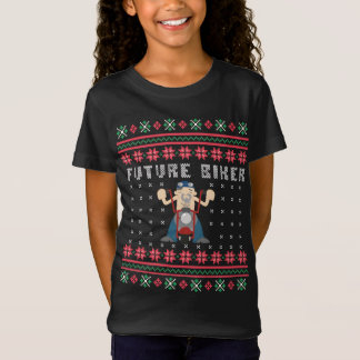 Future Biker Ugly Christmas Sweater