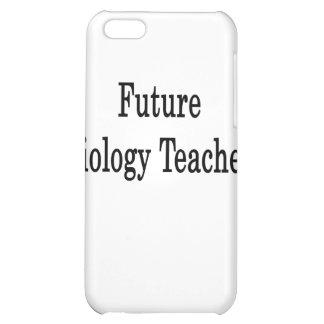 Future Biology Teacher iPhone 5C Covers