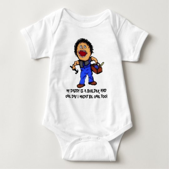 Future Builder Baby Baby Bodysuit