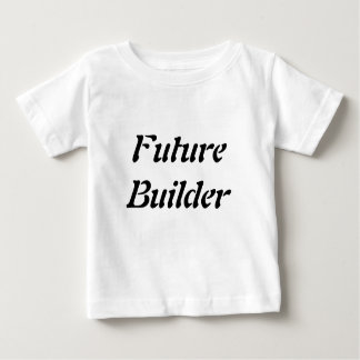 Future Builder Toddler Children Science Tshirt