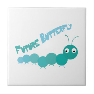 Future Butterfly Ceramic Tiles