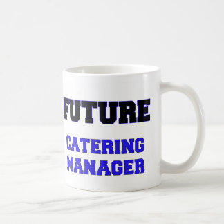 Future Catering Manager Mugs