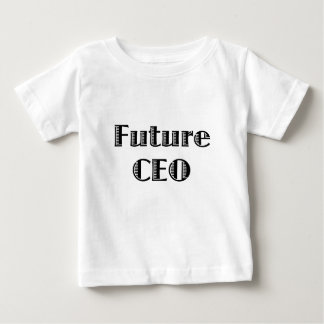 Future CEO Baby T-Shirt