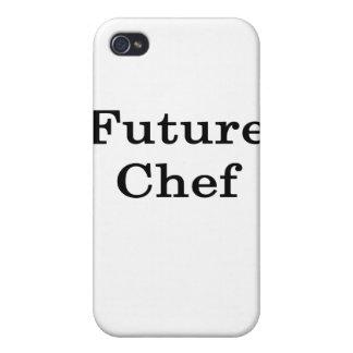 Future Chef iPhone 4 Cases