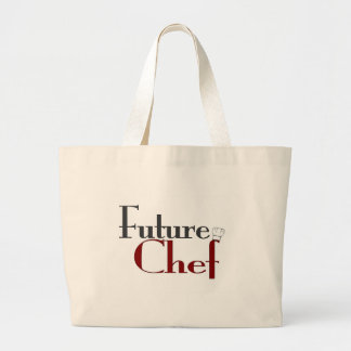 Future Chef Large Tote Bag
