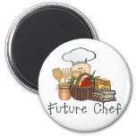 Future Chef Refrigerator Magnets