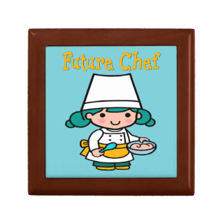 Future Chef When I Grow Up Gift Box