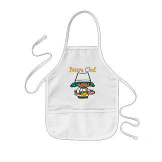 Future Chef When I Grow Up Kids Apron