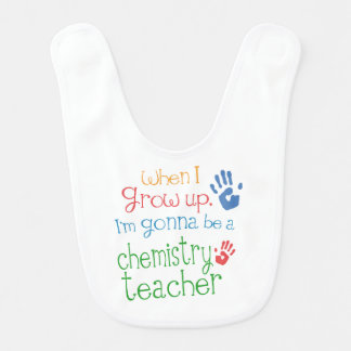 Future Chemistry Teacher Baby Bib