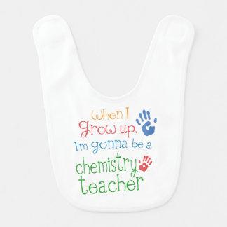 Future Chemistry Teacher Baby Bib