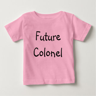 Future Colonel T-Shirt - Girl
