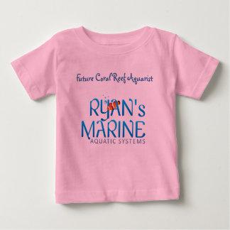 Future Coral Reef Aquarist Baby T-Shirt