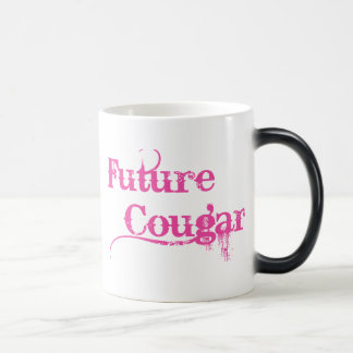 Future Cougar Magic Mug
