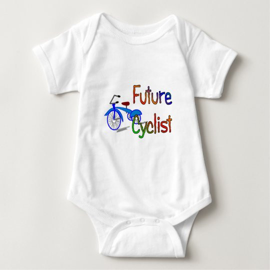 Future Cyclist--Kids Biking Gifts and T-Shirts