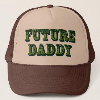 Future Daddy Trucker Hat