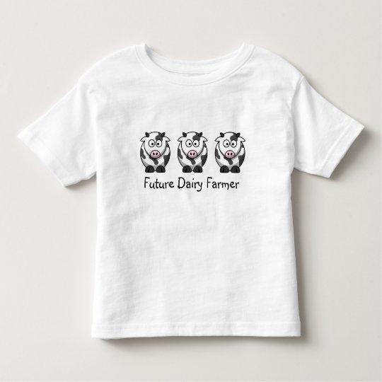 Future Dairy Farmer Shirt
