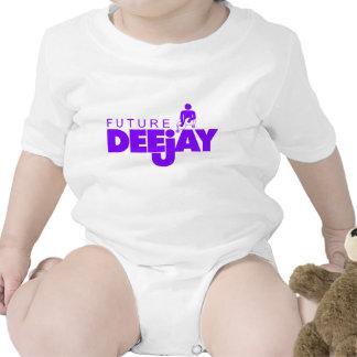 Future Deejay Romper
