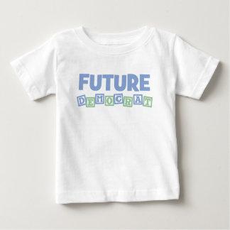 Future Democrat Blocks Baby T-Shirt