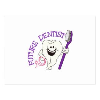 Future Dentist Postcard