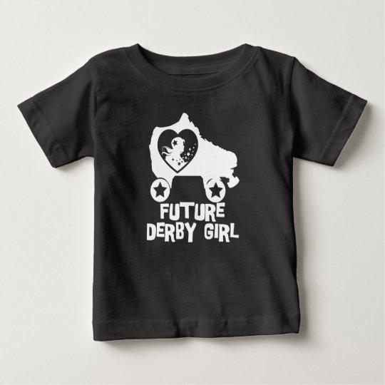 Future Derby Girl, Roller Skating design for Kids