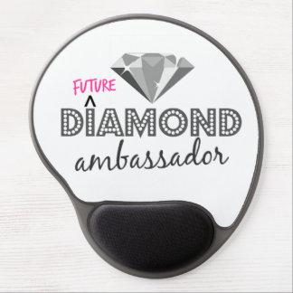 Future Diamond Ambassador Mousepad Gel Mouse Pad