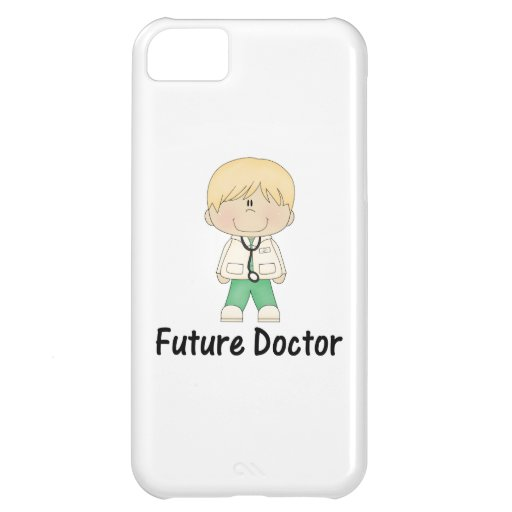 future doctor (boy) cover for iPhone 5C