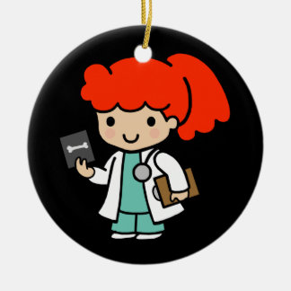 Future Doctor Christmas Ornament