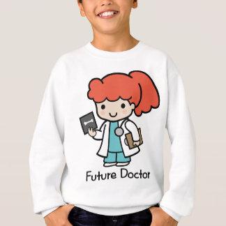 Future Doctor - Girl Sweatshirt