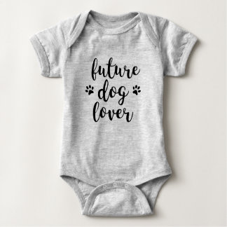 Future Dog Lover Bodysuit