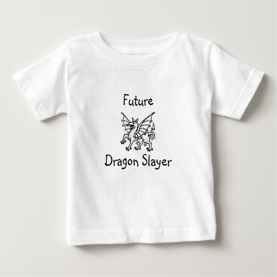 Future Dragon Slayer Baby T-Shirt