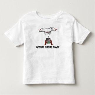 Future drone pilot toddler t-shirt