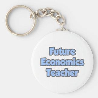 Future Economics Teacher Key Chain