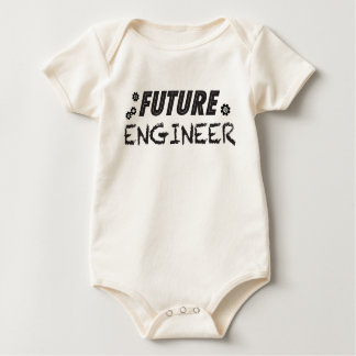 Future Engineer Baby Bodysuit