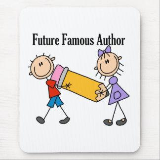 Future Famous Author Mouse Mat
