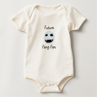 Future Fang Fan - onsie Baby Bodysuit