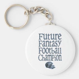 Future Fantasy Football Champ Key Ring
