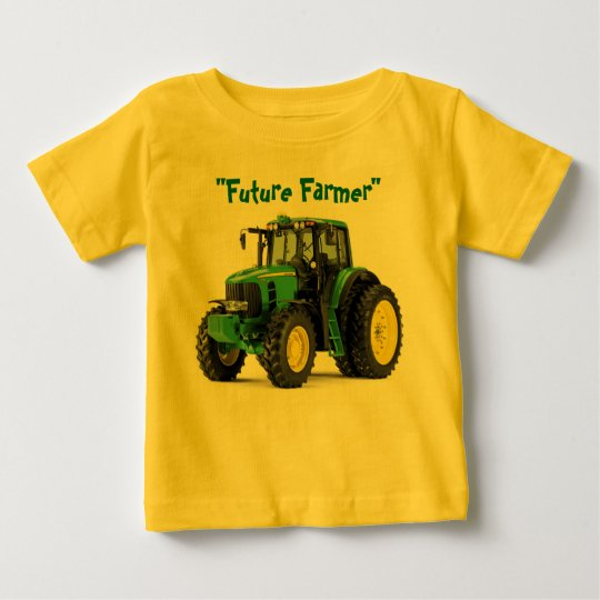 Future Farmer Baby Shirt