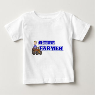 Future Farmer Baby T-Shirt