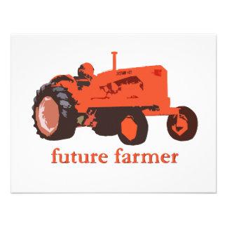 Future Farmer Custom Announcements