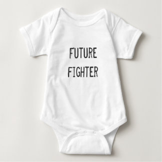 Future fighter tshirt