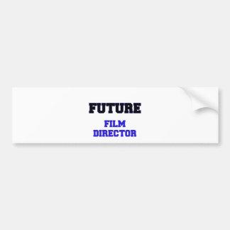 Future Film Director Bumper Sticker