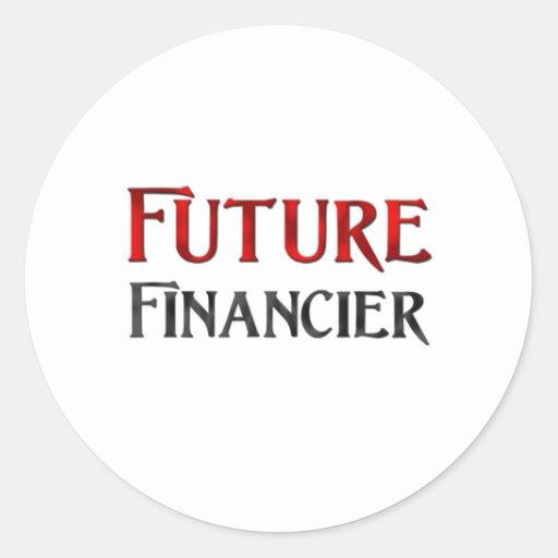 Future Financier Stickers