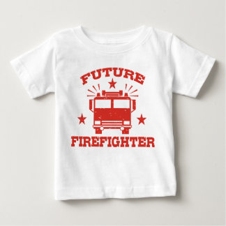 Future Firefighter Baby T-Shirt
