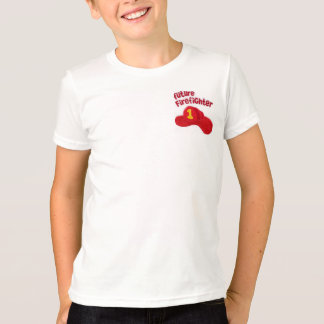 Future Firefighter Kids Tee