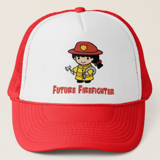 Future Firefighter Trucker Hat