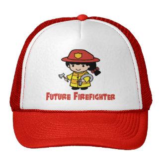 Future Firefighter Trucker Hat