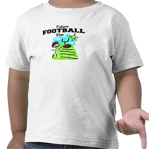 Future Football Star Tee Shirt