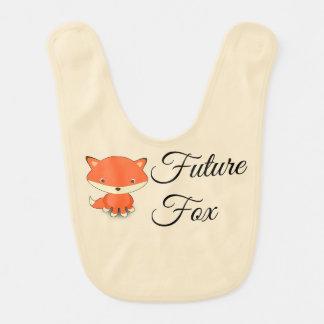 Future Fox - Baby Bib