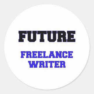 Future Freelance Writer Sticker