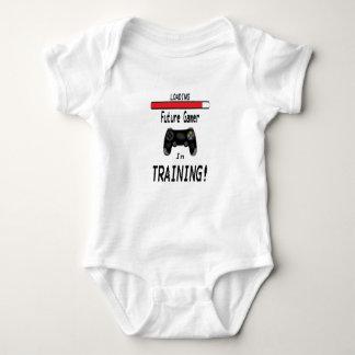 Future Gamer Design Baby Bodysuit